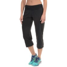 Saucony City Capris (For Women) in Black - Closeouts