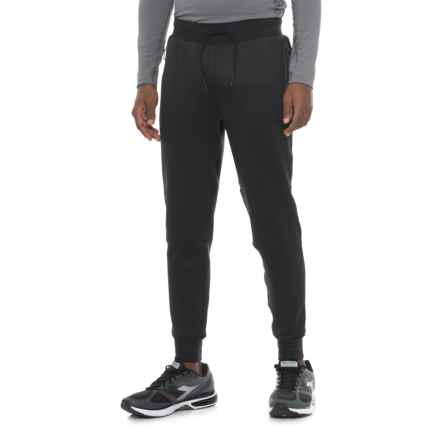 Saucony Cityside Joggers (For Men) in Black - Closeouts