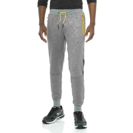 Saucony Cityside Joggers (For Men) in Dark Grey Heather - Closeouts