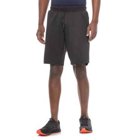 Saucony Cityside Shorts (For Men) in Black - Closeouts
