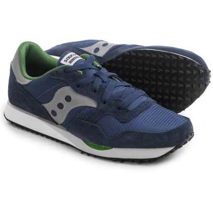 Saucony DXN Trainer Sneakers (For Men) in Navy - Closeouts