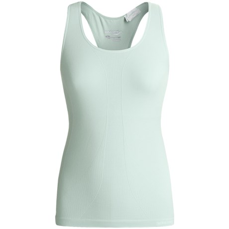 Saucony Energy Tank Top (For Women) in Glide