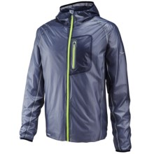 Saucony Exo Jacket - Waterproof (For Men) in Midnight - Closeouts