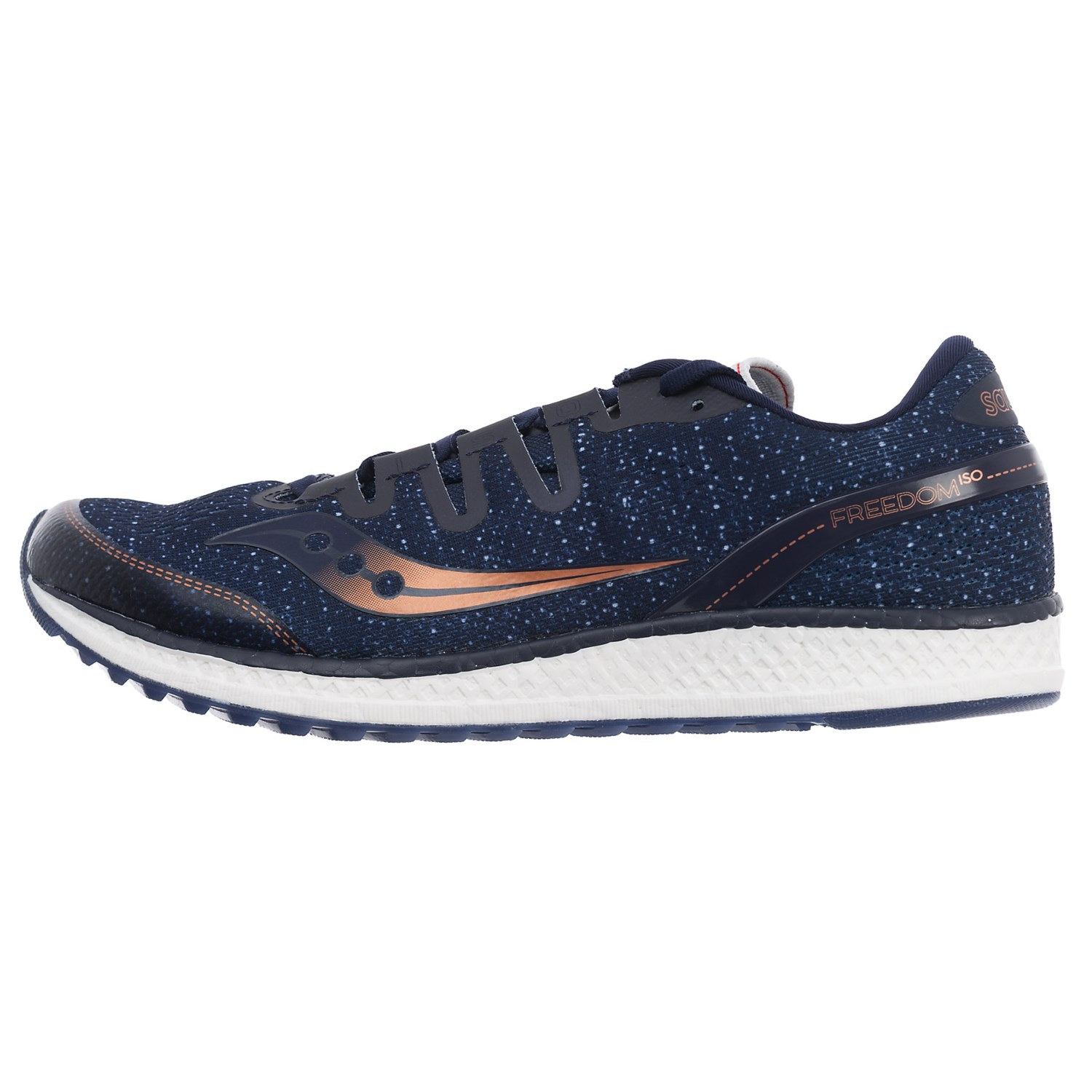 606aa38cd20 Saucony Freedom ISO Running Shoes (For Men) - Save 43%