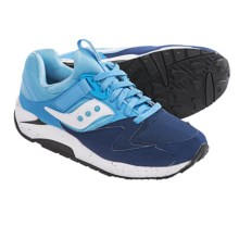 Saucony Grid 9000 Sneakers (For Men) in Navy/Blue - Closeouts