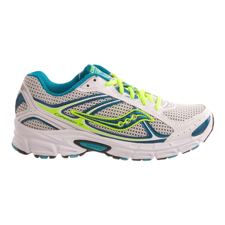 saucony grid cohesion shoes