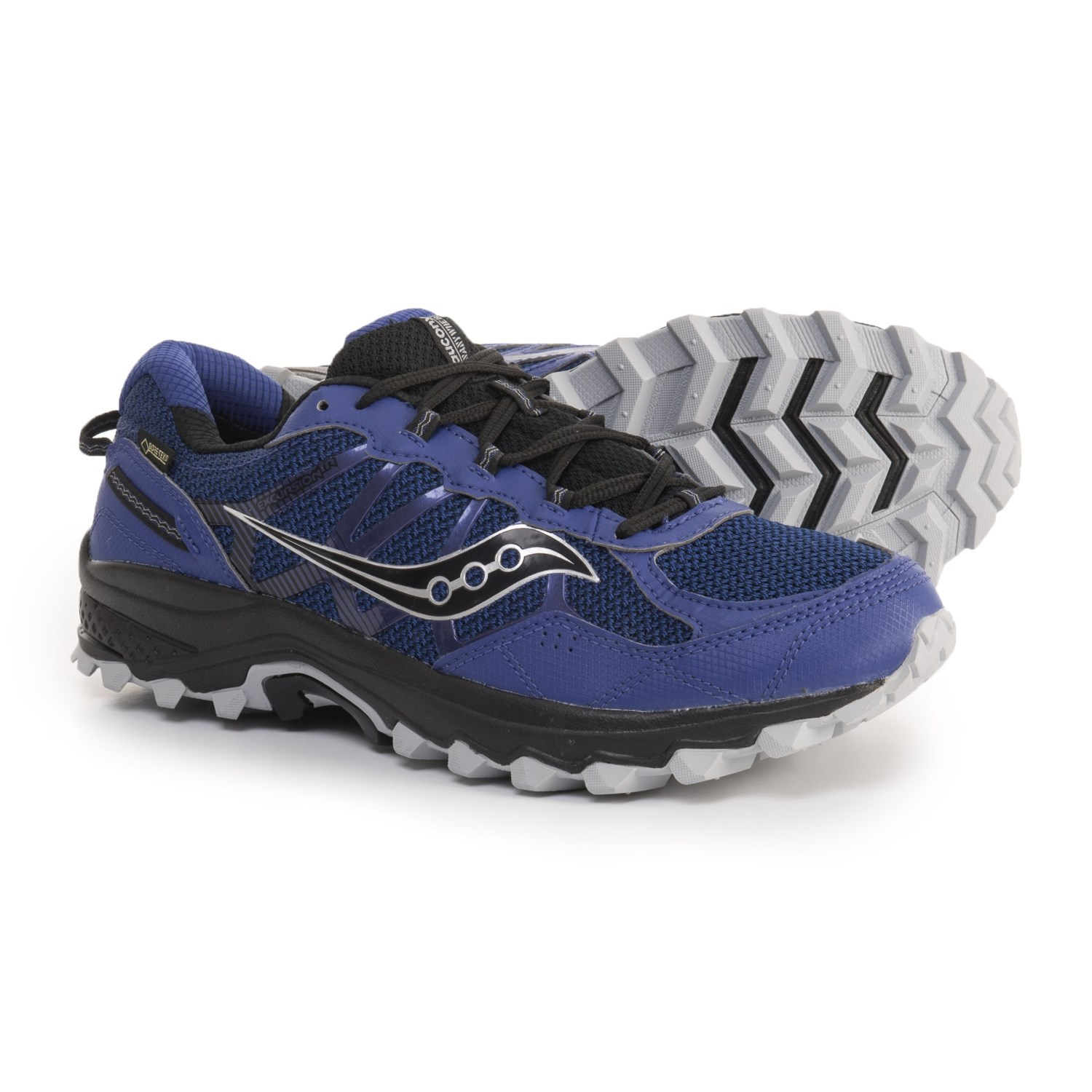 Saucony Excursion Tr Gore Tex Running Shoes