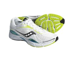 Saucony Grid Fastwitch 5 Running Shoes (For Women) in White/Blue/Citron - Closeouts