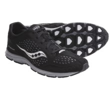 Saucony Grid Lightspeed Running Shoes (For Men) in Black/Grey - Closeouts