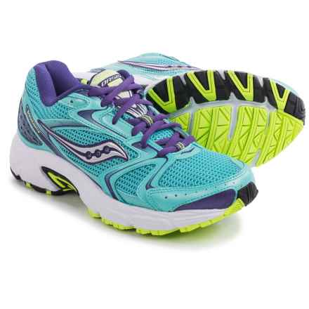 Saucony Grid Oasis 2 Running Shoes (For Women) in Teal/Blue - Closeouts