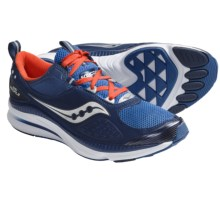 Saucony Grid Profile Running Shoes (For Men) in Navy/Blue/Red - Closeouts