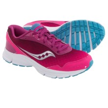 Saucony Grid Sapphire Running Shoes (For Women) in Vizipink/Blue - Closeouts