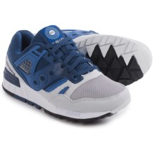 Saucony Grid SD Sneakers (For Men) in Blue/Grey - Closeouts