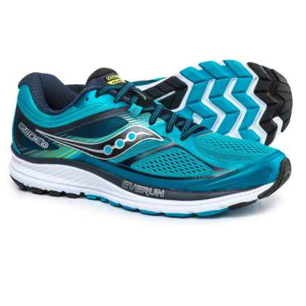 Saucony Guide 10 Running Shoes (For Men) in Blue/Navy - Closeouts
