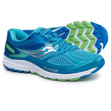 Saucony Guide 10 Running Shoes (For Women) in Light Blue/Blue - Closeouts