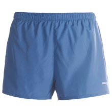 Saucony High-Performance Shorts - Inner Brief (For Women) in Pacific - Closeouts