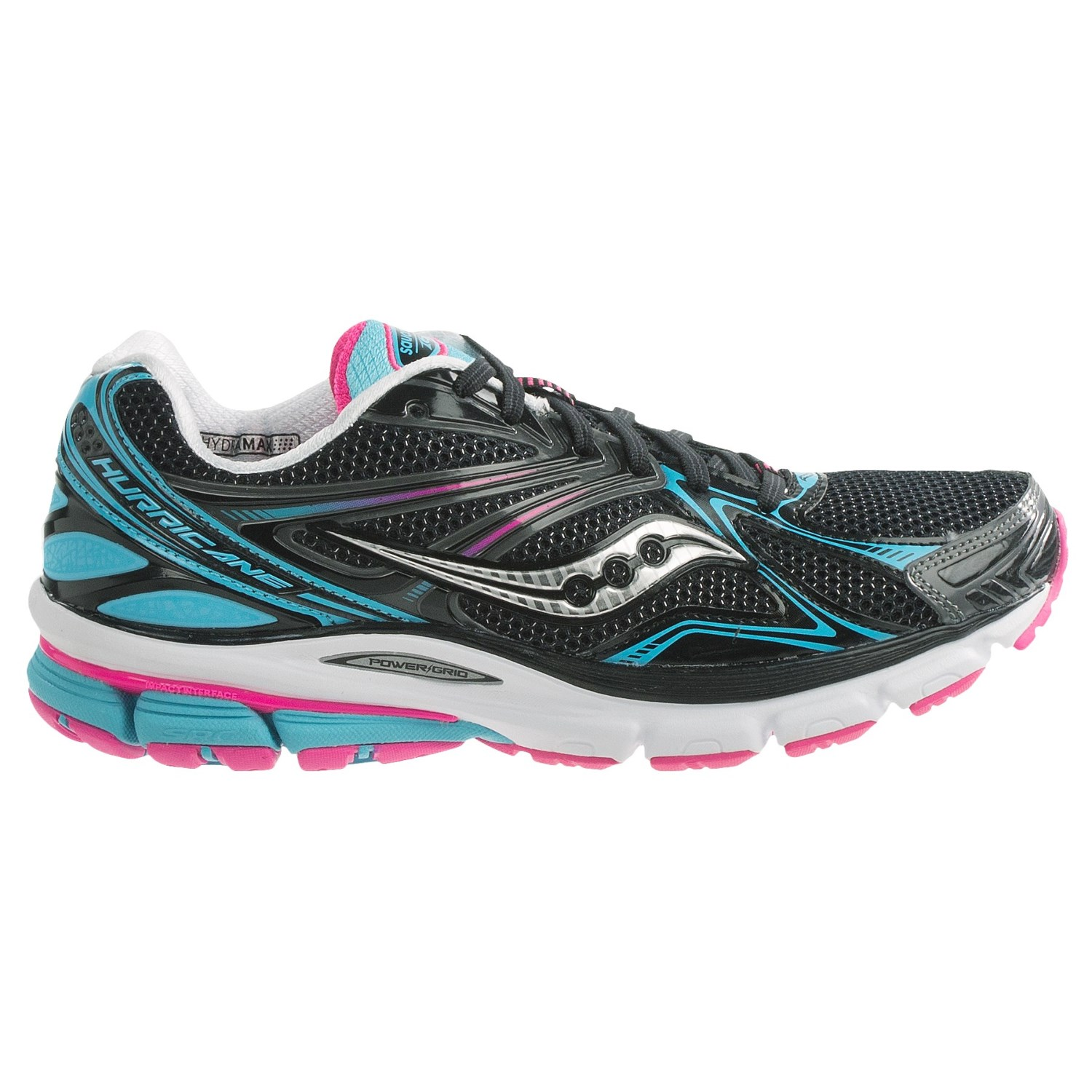 Stabilizing Running Shoes