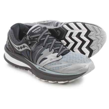 Saucony Hurricane ISO 2 Running Shoes (For Women) in Grey/White Reflex - Closeouts