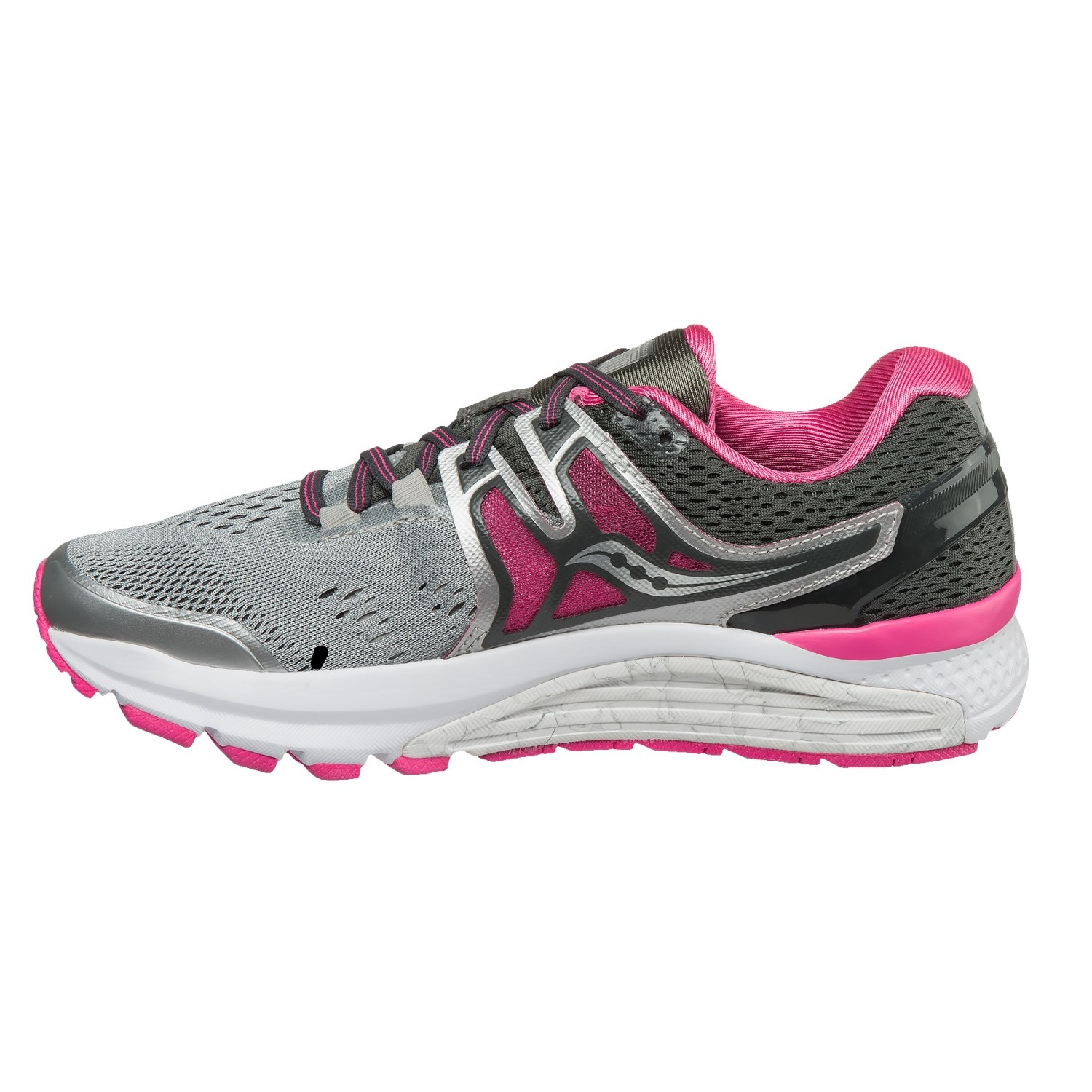 7d14d9da42a4 Saucony Hurricane ISO 3 Running Shoes (For Women) - Save 81%