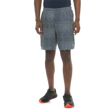 Saucony Interval 2-1 Shorts - Built-in Liner (For Men) in Flinestone - Closeouts