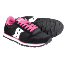 Saucony Jazz Low Pro Sneakers (For Women) in Black/Pink - Closeouts