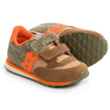 Saucony Jazz Sneakers (For Toddlers) in Camo - Closeouts