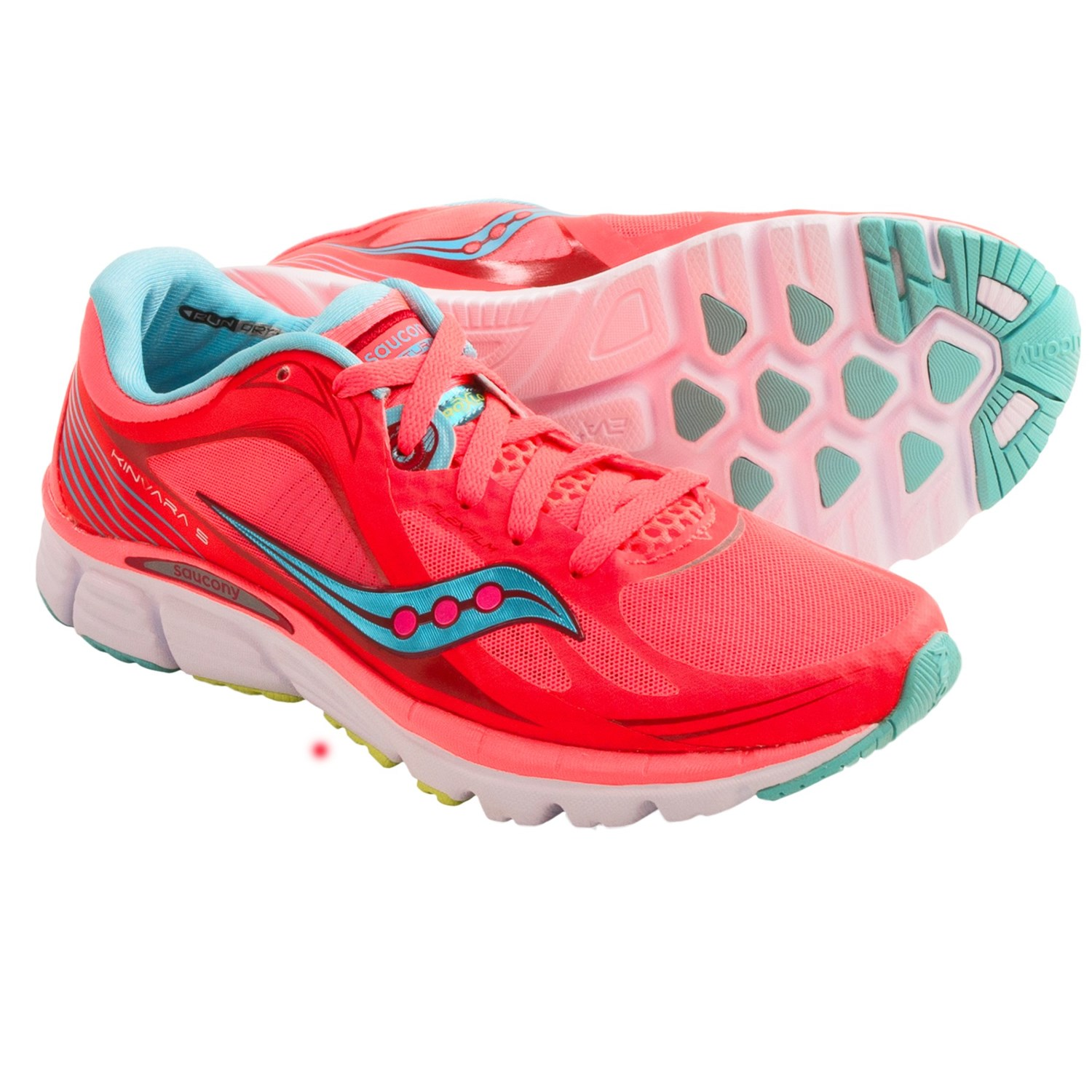 Something About the Saucony Women's ProGrid Triumph 7 Running Shoe