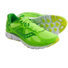 Saucony Kinvara 6 Running Shoes (For Men) in Green - Closeouts
