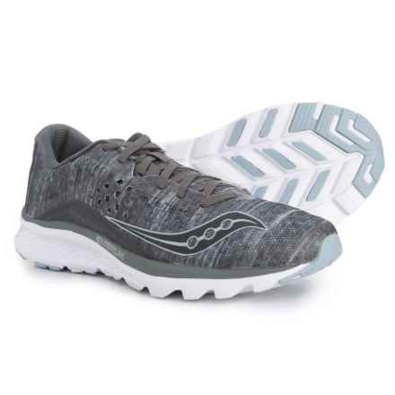 Saucony Kinvara 8 Running Shoes (For Men) in Grey - Closeouts