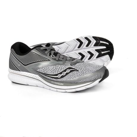 fa57227640e8 Saucony Kinvara 9 Running Shoes (For Men) in Grey Black