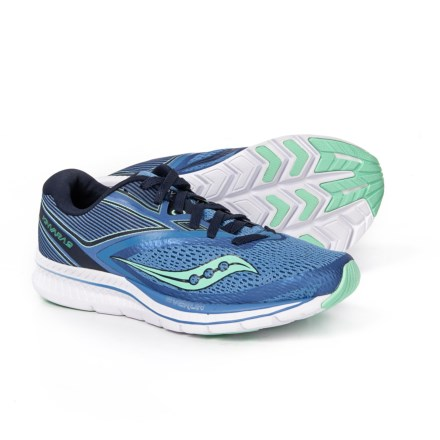 a4da18eef109 Saucony Kinvara 9 Running Shoes (For Women) in Blue Teal - Closeouts