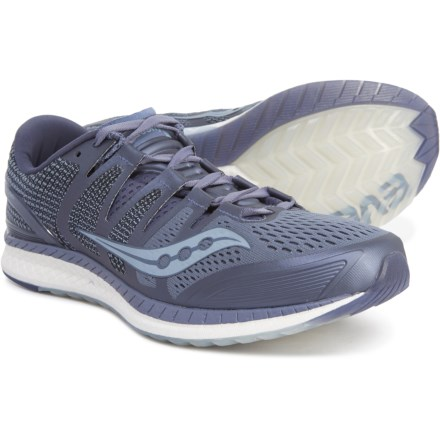 a2e4d2f2719 Saucony Liberty ISO Running Shoes (For Men) in Grey/Fog