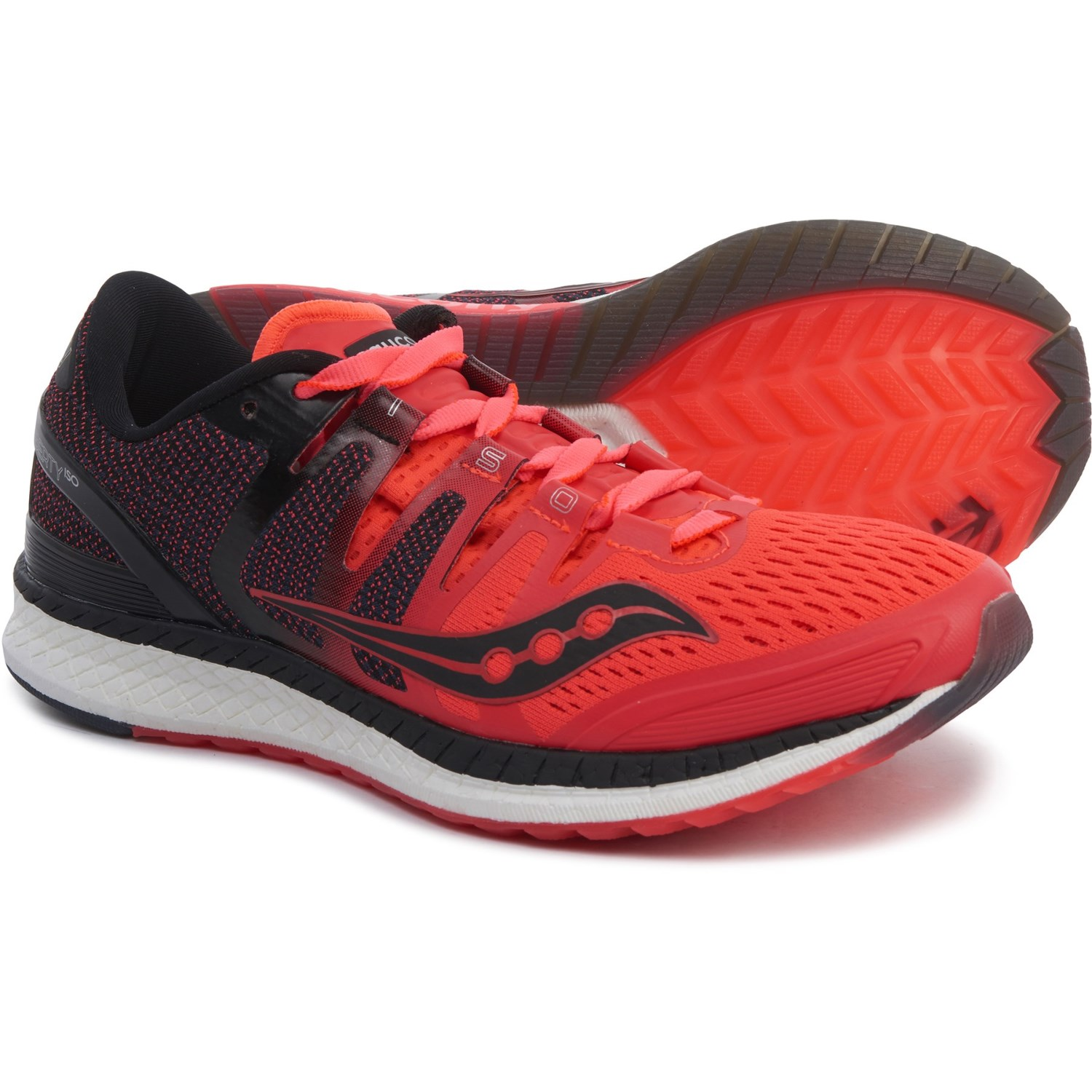 Saucony Boys & Girls Ride 9 and Guide 10 Running Shoes $25 +