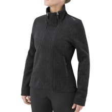 Saucony LX Destiny Jacket (For Women) in Black - Closeouts