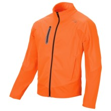 Saucony Nomad Jacket (For Men) in Vizipro Orange - Closeouts