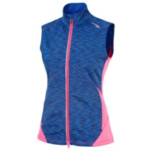 Saucony Nomad Vest (For Women) in Stellar/Berry Crush - Closeouts