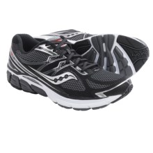 Saucony Omni 14 Running Shoes (For Men) in Black/Grey - Closeouts