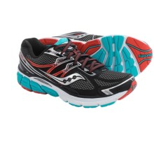 Saucony Omni 14 Running Shoes (For Women) in Black/Teal/Red - Closeouts
