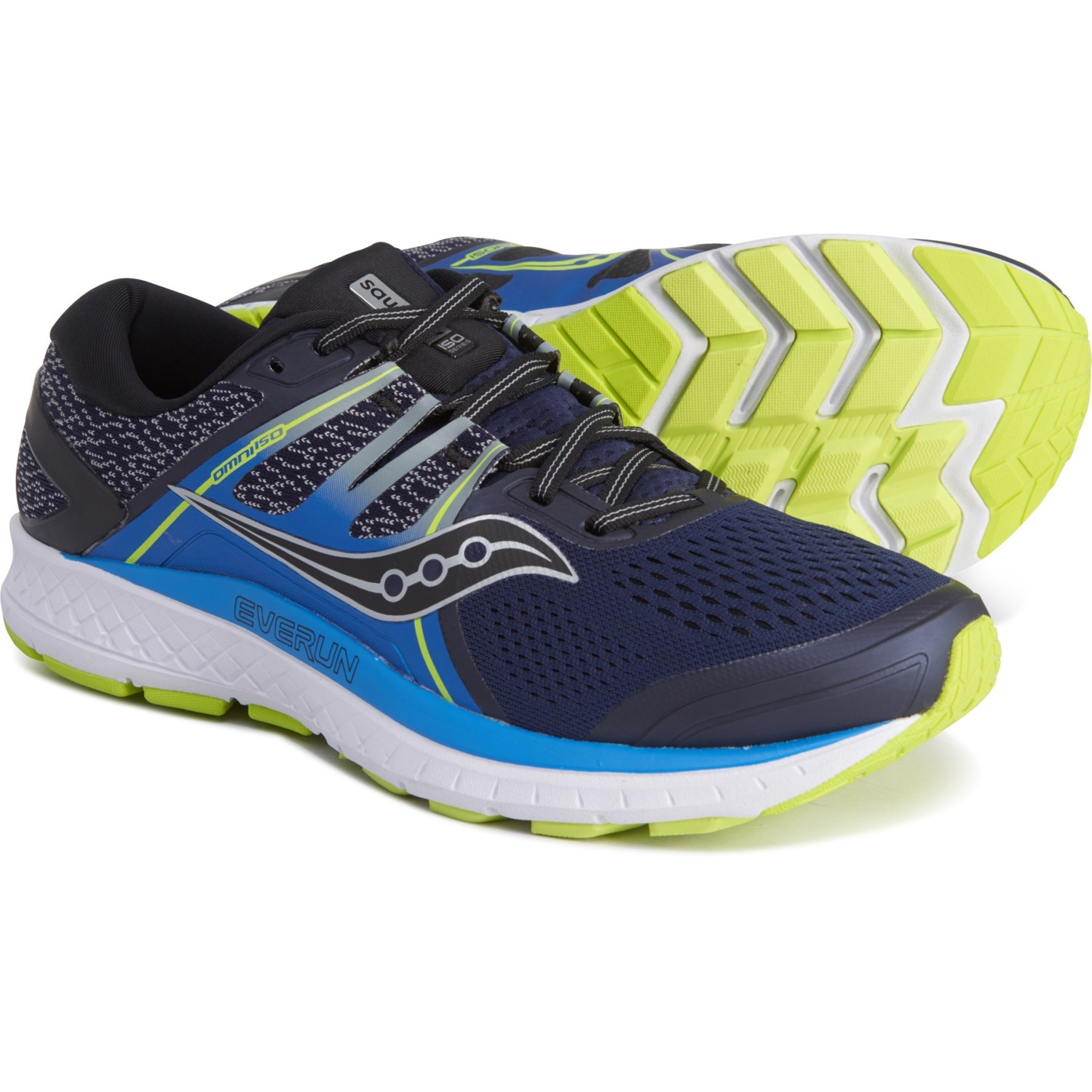 78cc27b113 Saucony Omni ISO Running Shoes (For Men) - Save 33%