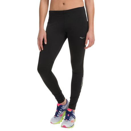 Saucony Omni LX Running Tights Thermal (For Women)