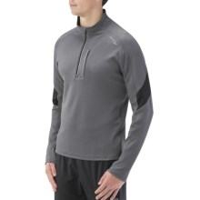 Saucony Optimal Sport Shirt - Long Sleeve (For Men) in Element - Closeouts