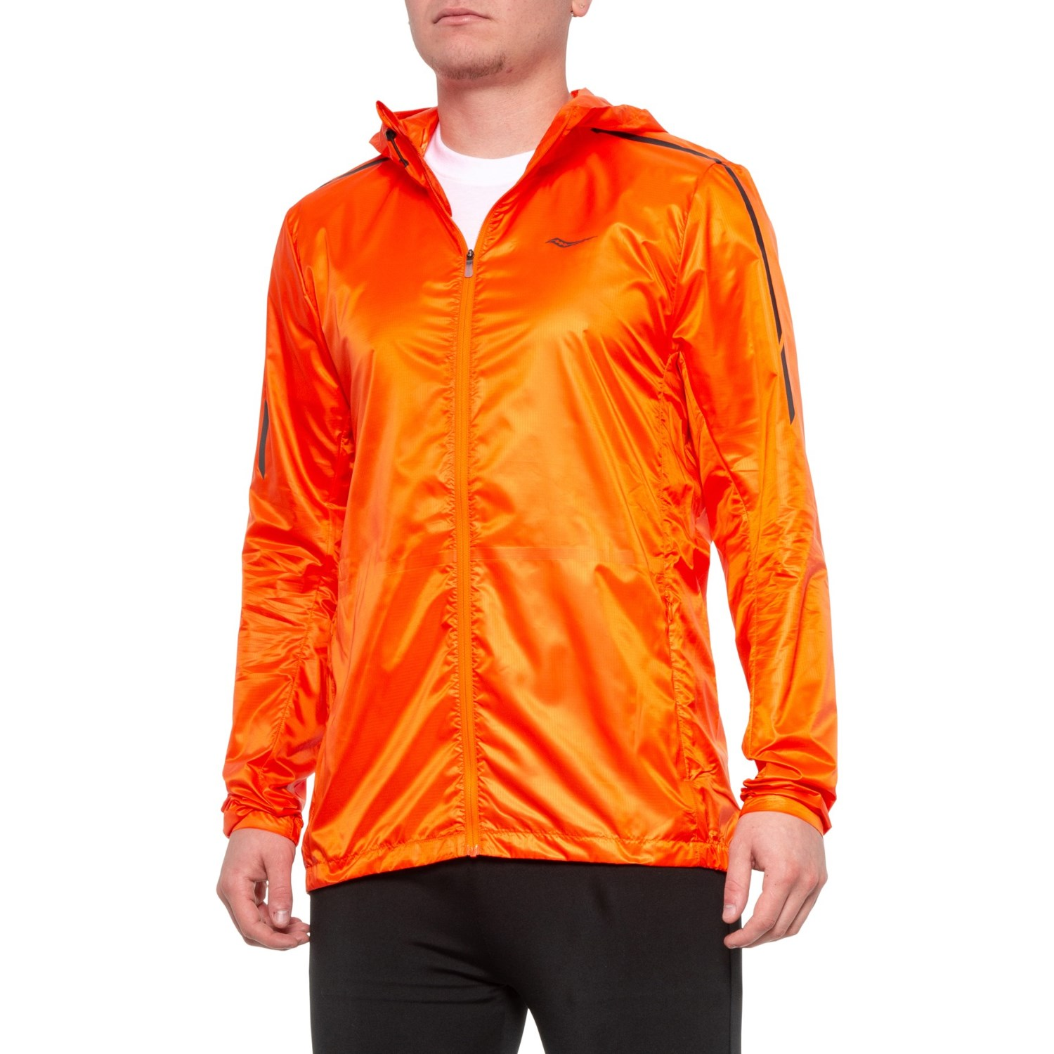 8220b786fc Saucony Pack-It Run Jacket (For Men) - Save 52%