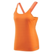 Saucony PE Tank Top - Racerback (For Women) in Sunset - Closeouts