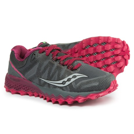are saucony shoes good