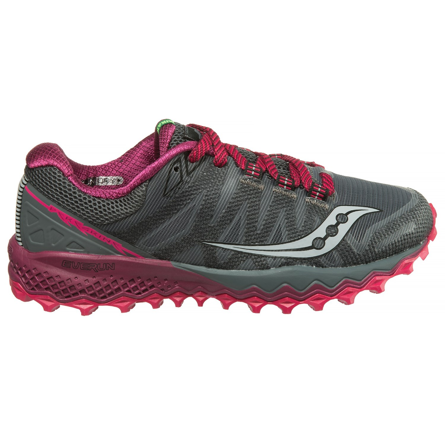 ce43867abdb8 Saucony Peregrine 7 Trail Running Shoes (For Women) - Save 81%