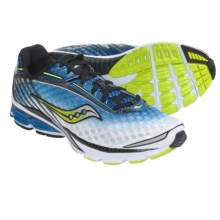 Saucony PowerGrid Cortana Running Shoes (For Men) in Royal/White/Citron - Closeouts