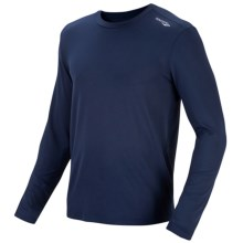 Saucony Primo T-Shirt - UPF 50+, Long Sleeve (For Men) in Navy - Closeouts
