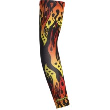 Saucony Printed PowerKnit LT Arm Warmers (For Men and Women)