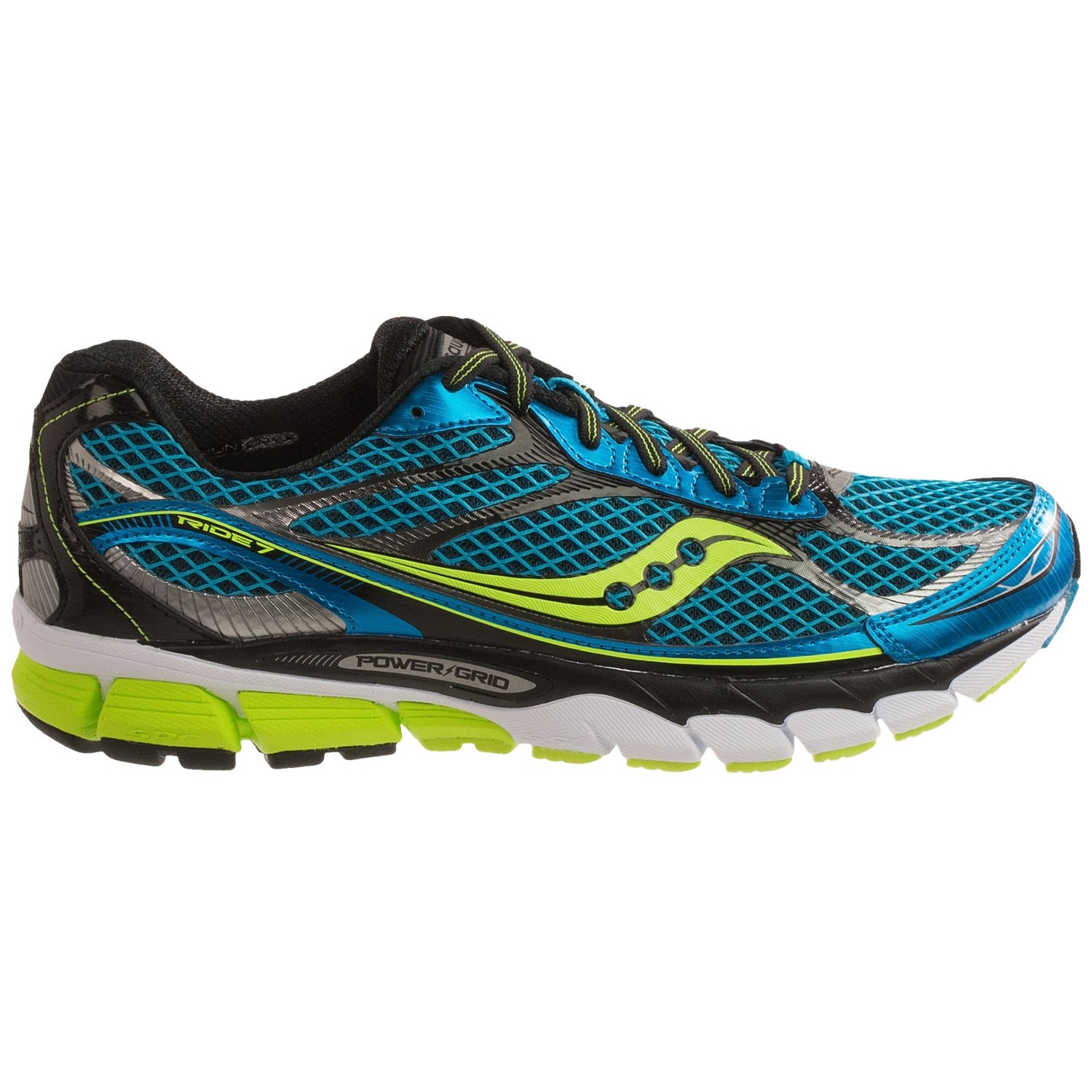 saucony ride 7 running shoes for 8595p save 41