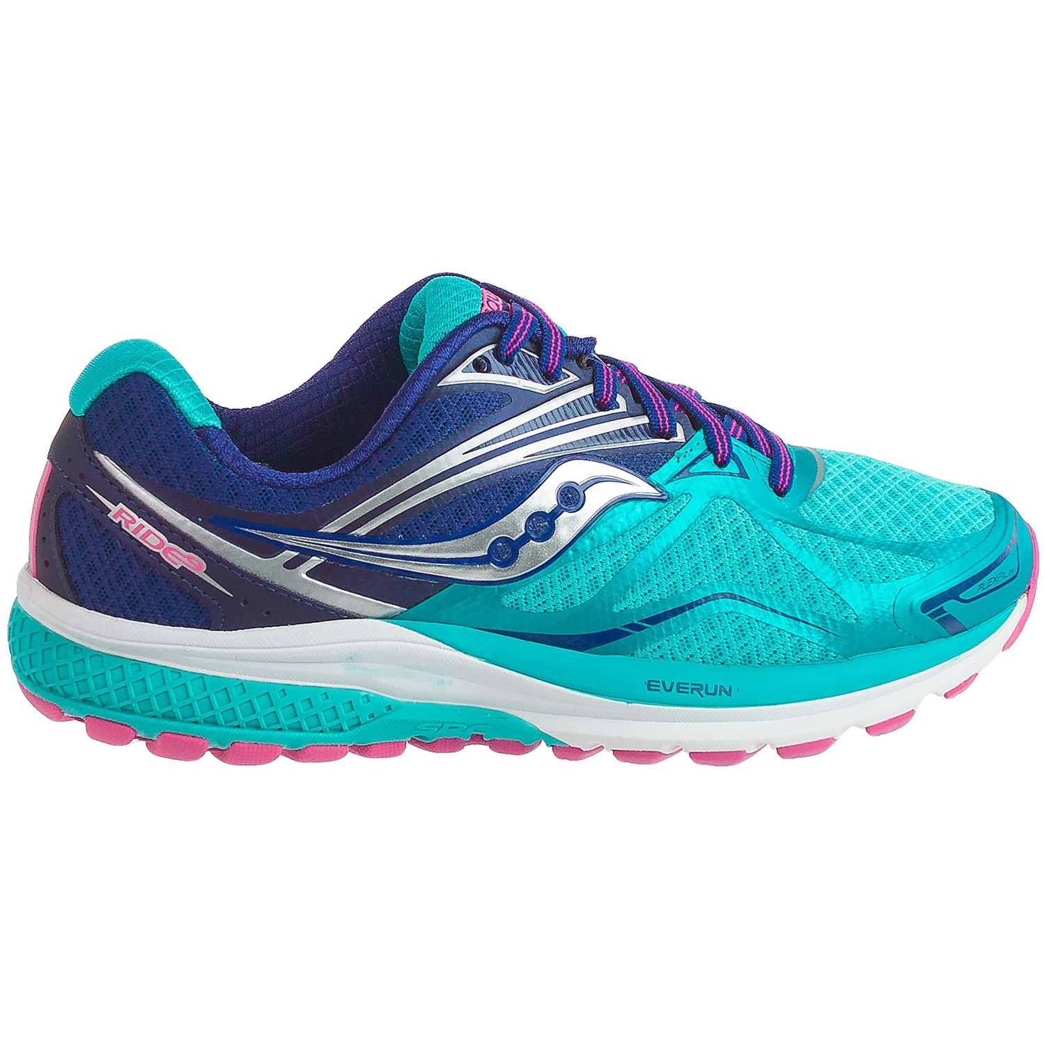 c346e684117b Buy saucony ride 6 womens blue   Up to OFF50% Discounted